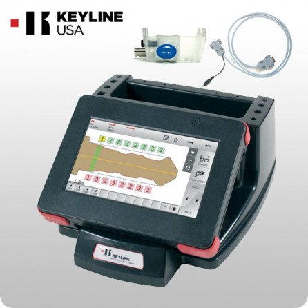 Keyline 994 laser trade in program console g h jaws for House trade in program